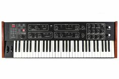 MATRIXSYNTH: Sequential Circuits Prophet 600 Analog Polyphonic ...