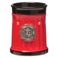 New scentsy fire & police warmers!!