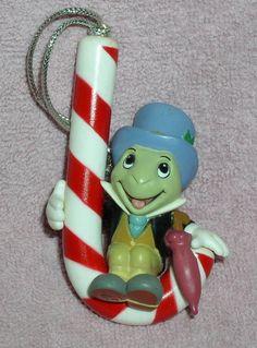 Jiminy Cricket Ornament