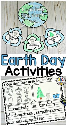 Celebrate Earth Day This Year With These Fun And Creative Activities That Will Get Elementary Kids