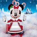 Disney Candy Box - Over 50 Creative Christmas Printables Collection Disney Christmas Crafts, Minnie Mouse Christmas, Disney Crafts, Christmas Printables, Christmas Candy, Christmas Art, Christmas Morning, Holiday Crafts, Walt Disney