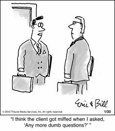 Client Services?