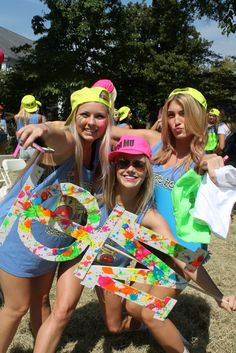 "Ole Miss Bid Day - Phi Mu ""This Is How We Mu It"""