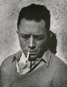 """If there is a soul, it is a mistake to believe that it is given to us fully created. It is created here, throughout a whole life. And living is nothing else but that long and painful bringing forth.""    —Albert Camus - L'Etranger - célèbre livre"