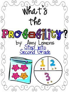 This packet includes several hands-on activities to use when introducing and teaching probability.  There are also colorful posters for you to use ...