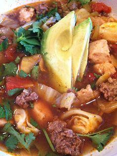 Paleo Fresh: Fresh Taco Soup #Food #Recipe #Yummy #Meals #Dinner #Chef #Cook #Bake #Culinary