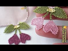 Crochet Earrings, Youtube, Hair Bows, Needlepoint, Youtubers, Youtube Movies