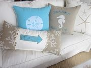 Seaside Retreat Pillow