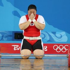 Jang Mi Ran won a gold medal in the weight lifting in 2008 Beijing Olympic. She set a new world record and became the top in the heavy weight class. I've never had been interested in weight lifting. However, I remember that I watched her Olympic game and cheered her with my family. I was so surprised that woman can lift that heavy thing and it is really incredible. I think her medal is invaluable because it can not be gained without her tremendous effort.