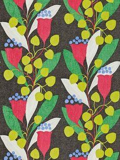 Sanderson Bellflower Wallpaper   eBay