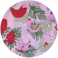 Cute holiday fabric---dress? Skirts? For the girls