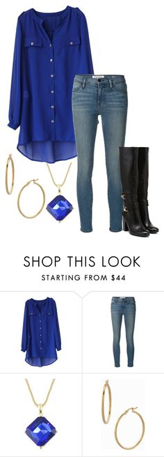 """""""December 1st"""" by lorelei-is-me ❤ liked on Polyvore featuring Frame Denim and Bony Levy"""