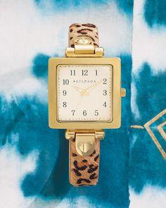 Kalahari Watch | Jewelry by Silpada Designs - mysilpada.com/jan.chalhoub