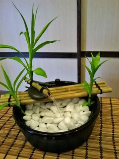 http://diy-gardensupplies.com/ Indoor Bamboo Tabletop Water ...