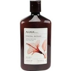 Ahava Mineral Botanic Cream Wash Hibiscus & Fig 17oz