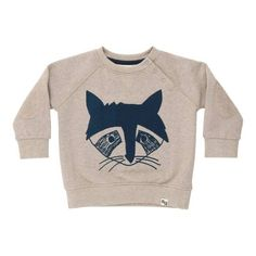"Soft Gallery - Sweat-Pullover Baby Alexi ""Badger"""