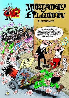 El callejón de las historias: El próximo 8 de febrero, Mortadelo y Filemón se pr...