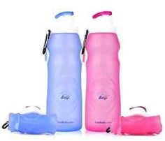 Baiji collapsable water bottle