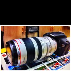 Canon 100mm - 400mm IS USM L-Series Zoom Lens Wow! This is cool! www.BestPhotographyMall.com