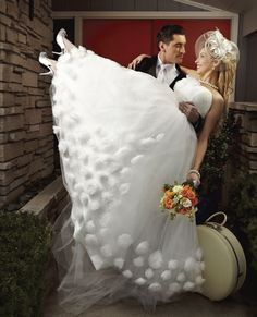 Check out this gorgeous gown!