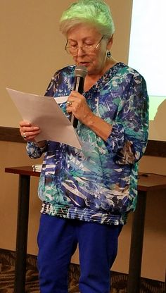 Judy Frazin was a Kvell and Tell speaker at the June 25, 2017, Jewish Genealogical Society of Illinois meeting.