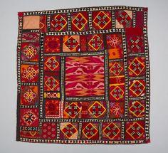 Tireless Stunning ** Fulani Khasa Blanket C.1960s Mali Africa Very Good Condition