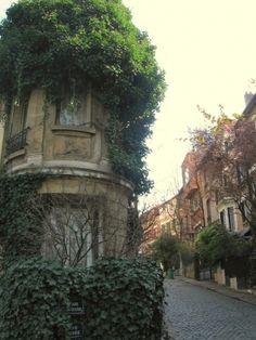 my french country home: déjeuner à Paris