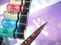 [é festa!] pigmentos da dailus
