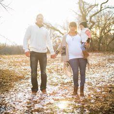 Winter maternity photoshoot Sarafina photographs