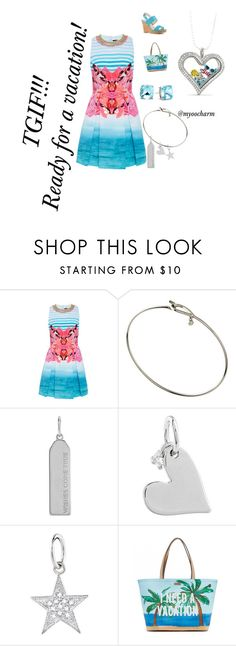 """TGIF!!!"" by myoocharm on Polyvore featuring Manish Arora, Kate Spade and Nine West"