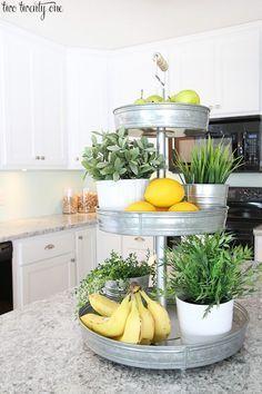 18 Kitchen Countertop Strorage Solutions