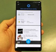 Chinese smartphone maker Xiaomi has reportedly made a tie-up with global tech giant Microsoft to bring the voice assistant Cortana to the Mi Mix smartphone.