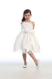 Flower Girl/ First Holy Communion Dress Style 343- BUILD YOUR OWN DRESS