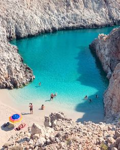 Seitan Limania, Crete 🇬🇷 Best hidden beach in the world. - - Seitan Limania, Crete 🇬🇷 Best hidden beach in the world… Grčka Seitan Limania, Crete 🇬🇷 Best hidden beach in the world… Vacation Places, Dream Vacations, Vacation Spots, Places To Travel, Beaches In The World, Places Around The World, Hotel Am Strand, Greek Islands To Visit, Crete Greece