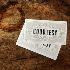 art deco inspired card