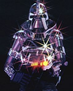 Cylon Centurion (from Battlestar Galactica)