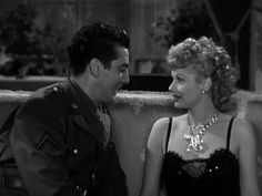 Lucille Ball and Victor Mature Seven Days Leave! Lucille Ball, Desi, Celebrities, Celebs, Famous People
