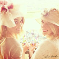 Lauren Conrad at the Kentucky Derby