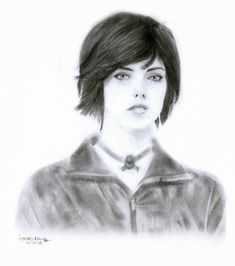 Alice Cullen Drawing by masochisticlove on DeviantArt Dark Crystal Movie, The Dark Crystal, Alice Cullen, Edward Cullen, Alice Twilight, Twilight Saga, Twilight Quotes, Celebrity Drawings, Just The Way