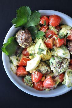 Breakfast Salad  #healthy #recipe #breakfast