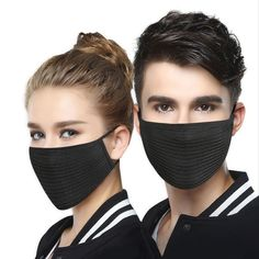 Solid Black Unisex Windproof Dust Face Mask For Cycling Outdoor Material: COTTON Gender: Women Pattern Type: Solid type kpop masktype mask on the mouth type winter type mouth mask Ronaldo Real Madrid, Unisex, Georgia, Outdoor Wear, Black Mask, Mouth Mask, Facial Care, Diy Face Mask, Face Masks