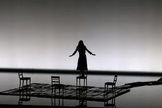 Kát'a Kabanová. Teatro alla Scala. Scenic design by Patrick Kinmonth. 2005