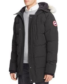 Brand StoryThe Iditarod trail and the snowy sidewalks in Manhattan have one thing in common: everyone's wearing Canada Goose . These popular, chill-proof essentials exemplify the nearly sixty-year-old