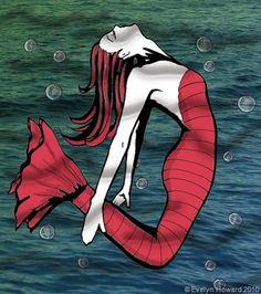 Red Mermaids