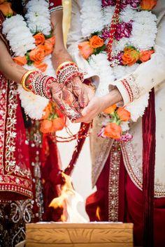 Just.......sacred.......Hindu Wedding - Union