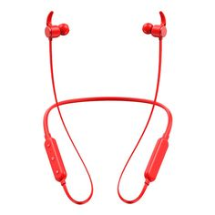 Save on JOYROOM Bluetooth Headphones - Upgraded Version - Wireless Magnetic Earbuds Sweatproof Waterproof Bluetooth Earphones - Built in Mic - Snug Fit for Sports (Red) - Top coupons, promo codes and deals at Couponners 2019 Best Noise Cancelling Headphones, Bluetooth Headphones, In Ear Headphones, Electronic Deals, Electronic Gifts, Electronic Workbench, Diy Electronics, Free Samples, Snug Fit