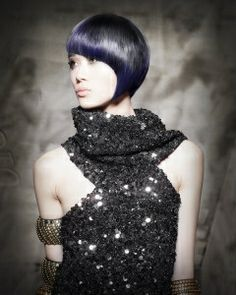Wella Professionals Announces 2014 North America Trend Vision Competition U.S. Finalists - Shirley Gordon    Strands Hair Studio