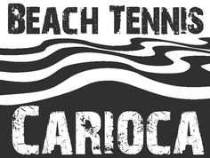 Logo Beach Tennis Carioca