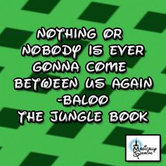 The Jungle Book #Disney