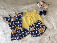 Outfits Niños, Kids Outfits, Baby Girl Dresses, Baby Dress, Bsb Brasilia, Baby Pants, Embroidery Dress, Kid Styles, Toddler Outfits